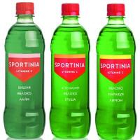 Вода Питьевая Sportinia Vitamin C 500 мл