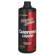 Power System Guarana Liquid 1000 мл