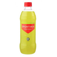Вода Питьевая Sportinia Functional Isonorm 500 мл