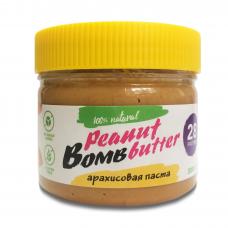 BombBar Арахисовая паста 300 гр (Классическая)