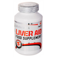BioTech Liver Aid 60 таб