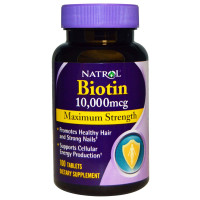 Natrol Biotin 10000 мг 100 таб