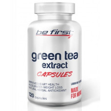 Be First Green Tea Extract 120 капс
