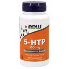 NOW 5-HTP 100 мг 60 вег капс