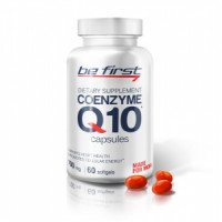 Be First Coenzyme Q10 60 капс