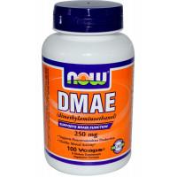 NOW DMAE 250 мг 100 вег капс